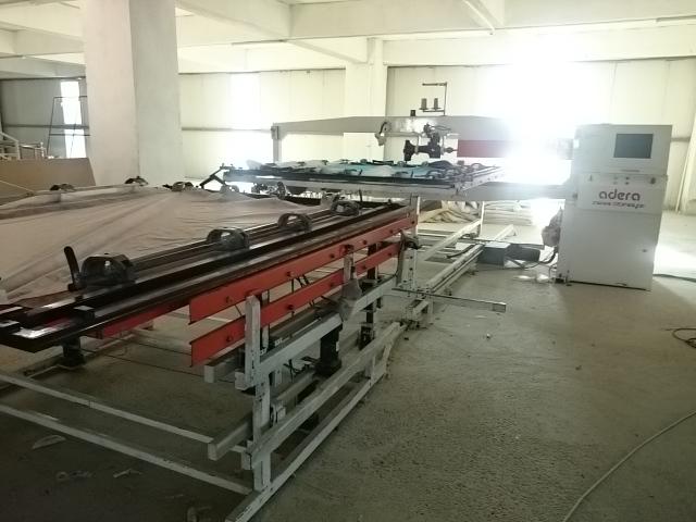KAPİTONE MAKİNASI TEKKAFA CNC ADERA